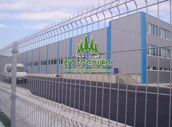Welded Wire Panel Fence 3d 3d Fence Panel For Sale
