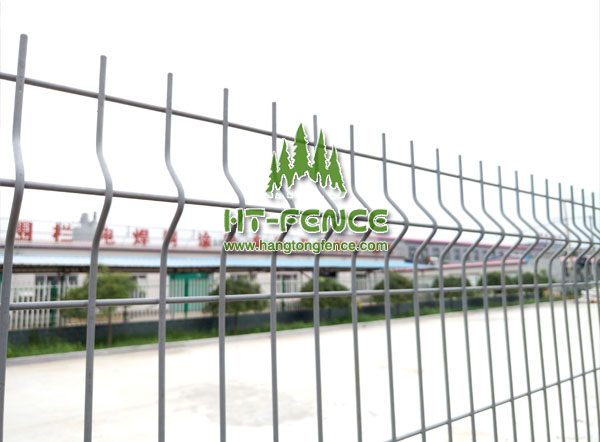 Welded Wire Panel Fence(3D)