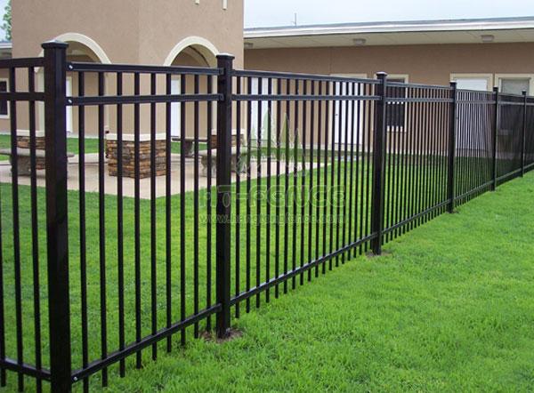 Tubular Fence