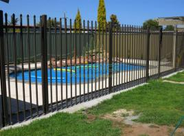 Application Range of Safety Fence