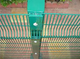 Performance Of 358 Security Fence