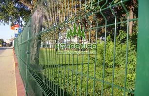 Brief Introduction Of 3D Fence Panel