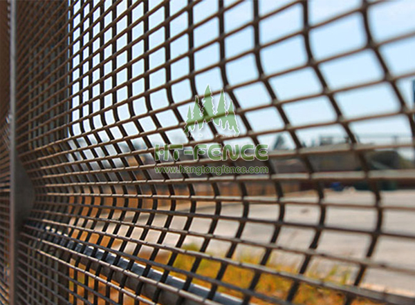 Clear View Fence