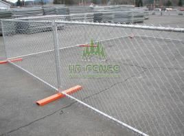 Chain Link Fence Rental Service